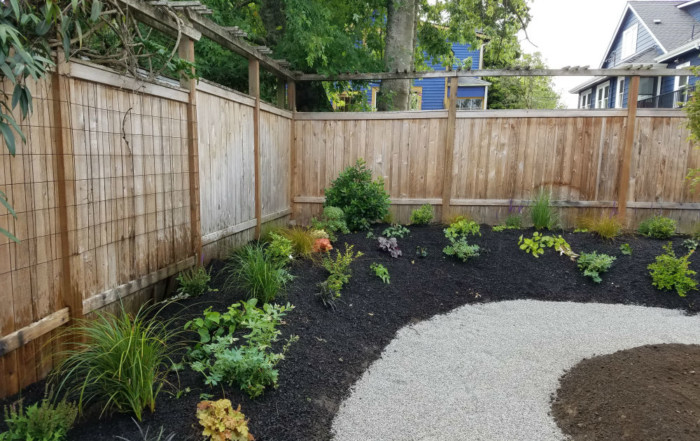 Sand Landscaping - Seattle landscaping services after