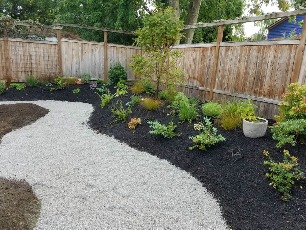 Sand Landscaping - Seattle landscaping services - after